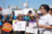 Latino Union confronts mass deportation.