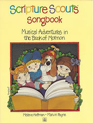 Cover of Scripture Scouts Songbook