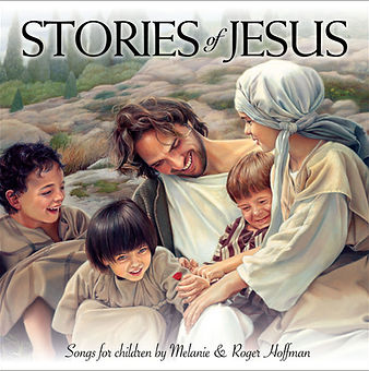 Cover of Stories of Jesus CD