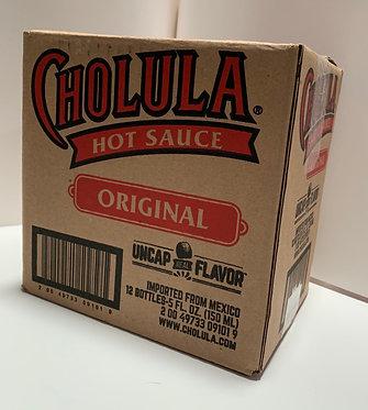 Cholula Sauce Case