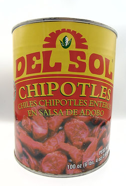 Chipotle whole (Del Sol)