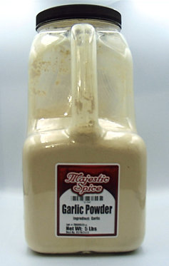 Garlic powder 5lb