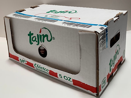 Tajin Case 5oz