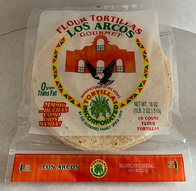 "Tortillas 8"" Gordita"