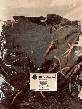 Ancho Pasilla Dry Pods Mex