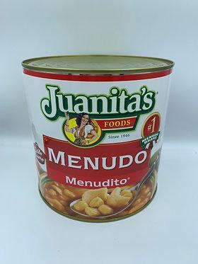 Menudo (Juanita's)