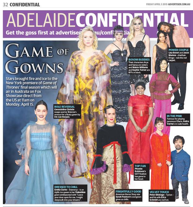 Adelaide Confidential