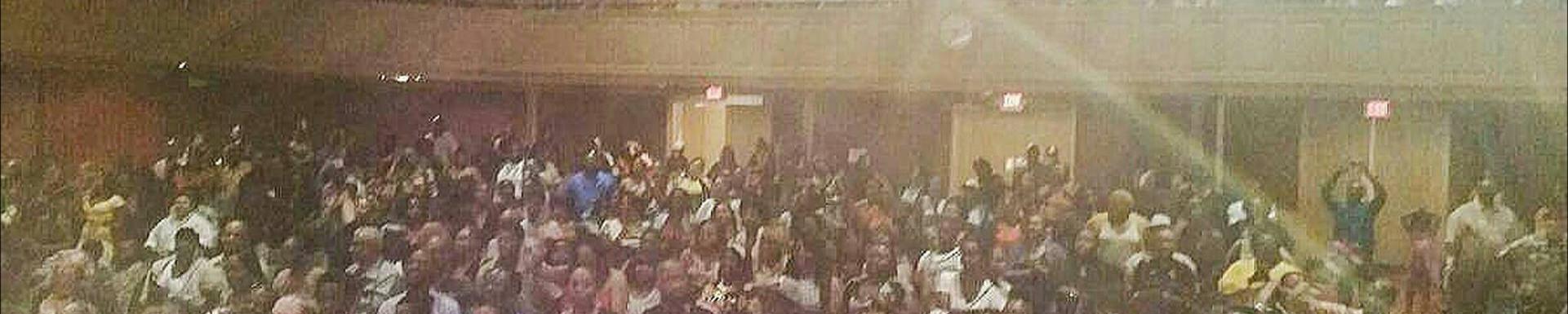 1st MSIB Audience