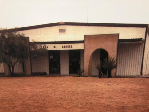 Our Current Building Pre-Renovation