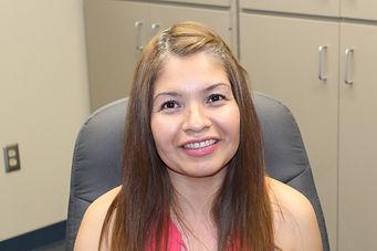Irma Mireles, Administrative Assistant.J
