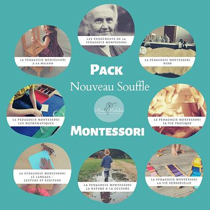 Pack Montessori