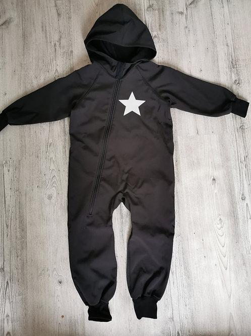 Combinaison Noire étoile