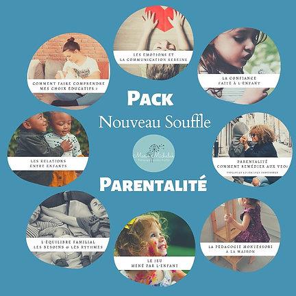 Pack Parentalité