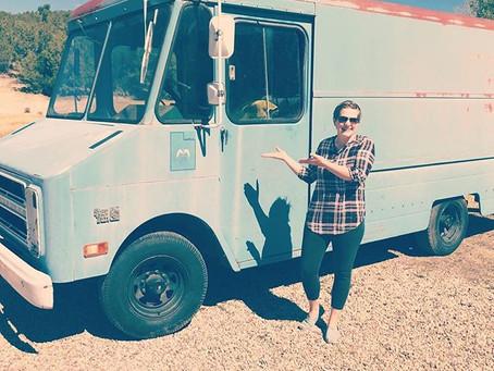 Dessert Food Truck Launch Party