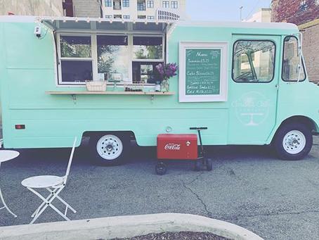 Carisa's Cake Co. Dessert Food Truck