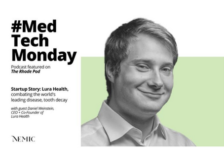Guests on NEMIC's #MedTechMondays Podcast, and Surfing in China