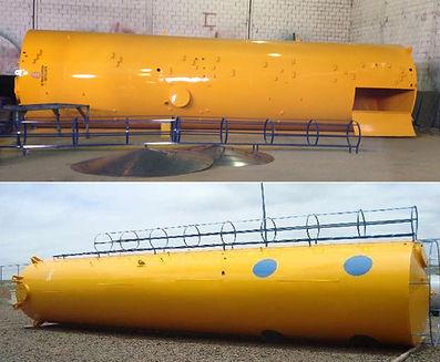 Tanque e Caixa Dágua Metálica FNDE Tipo 1 Tipo 2 Tipo 3 Imperatriz do Maranhão Goiânia Belo Horizonte Manaus Araguaína Palmas Terezina Belo Horizonte Uberlândia Juazeiro do Norte Petrolina