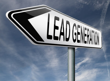 Construction sales leads generation. A short scenario. Part one; time to do more!