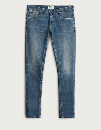 DONDUP Skinny-Jeans George D/ZERO