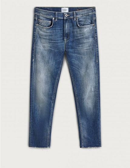 DONDUP Regular-Jeans Mila