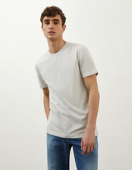 DONDUP T-Shirt aus Baumwolle mit Logo