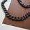 Thumbnail: Halskette Siena Taupe