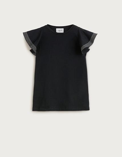 DONDUP T-Shirt aus Baumwolle