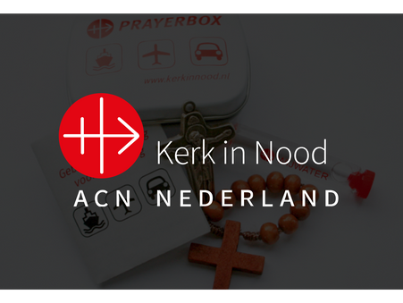 Klantverhaal: Kerk in Nood - Henk Cruts