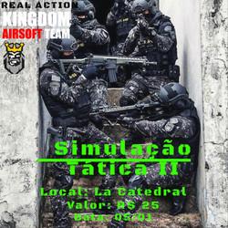 Simulação Tática II
