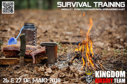 Survival Training - Modulo 1
