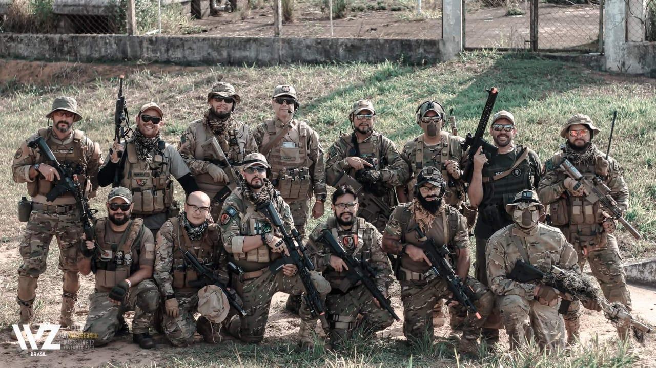 Warzone Brasil - Exôdo 2019