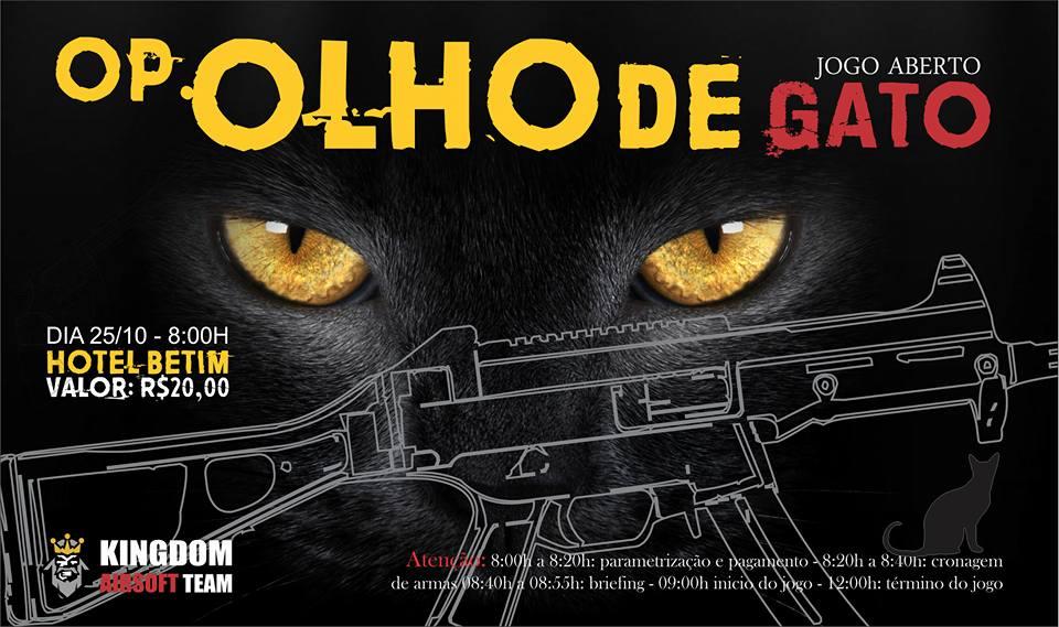 Op. Olho de Gato