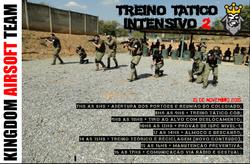 2º Treino Tático Intensivo - TTI