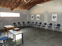Sala de Treinamento - Cettas
