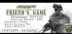 Friend´s Game