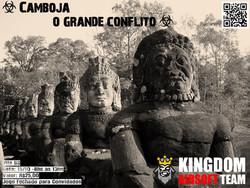 Conflito em Camboja