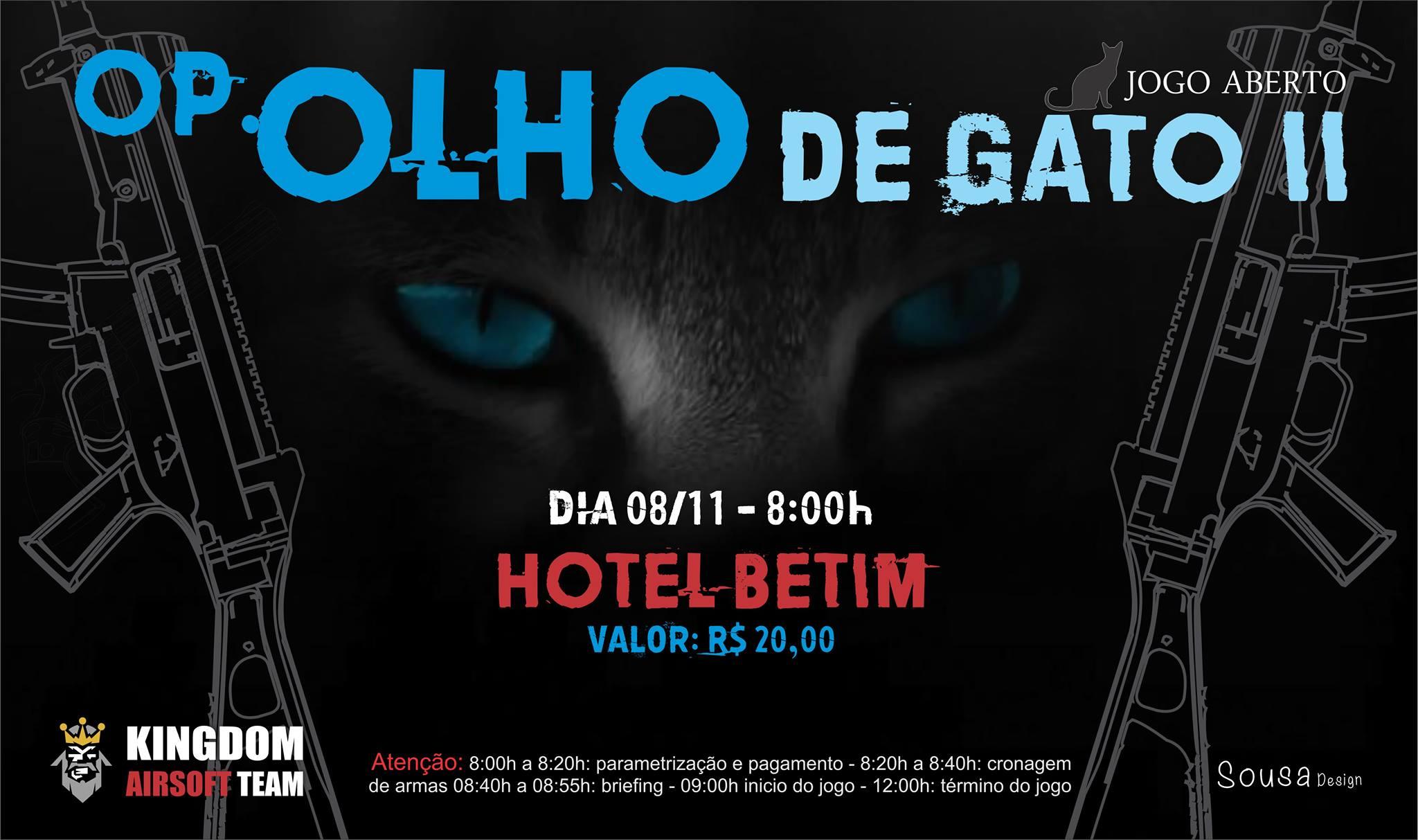 Op. Olho de Gato II