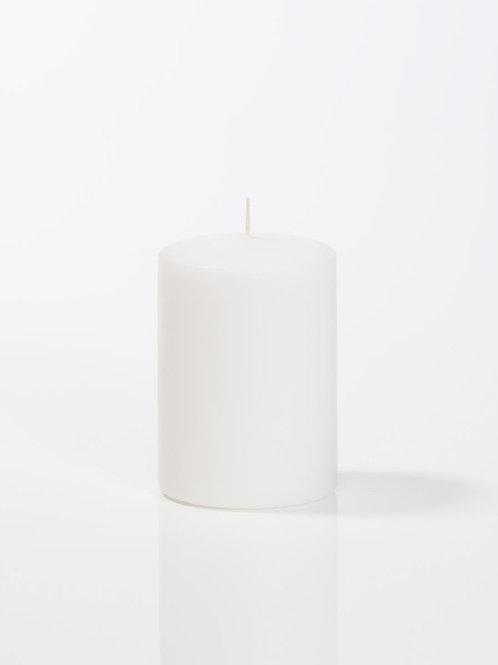 CANDELA 70X100MM BIANCO-WHITE