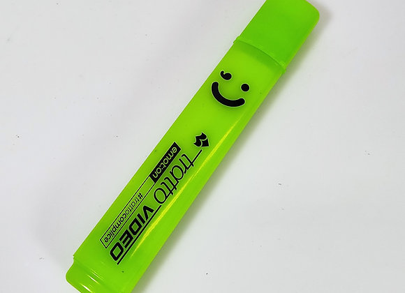 #TrattoComplice GIALLO FLUO Video Emotion