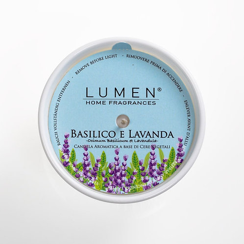 SOUFFLE' LUMINOSO BASILICO E LAVANDA ML.100