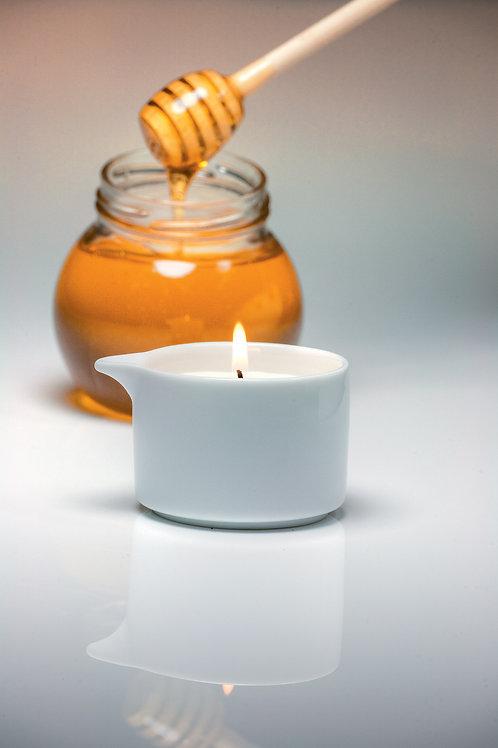 Candela da massaggio TRIBE al Miele, Energia e Dolcezza