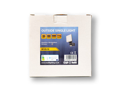 Outside Light (Single) Packaging