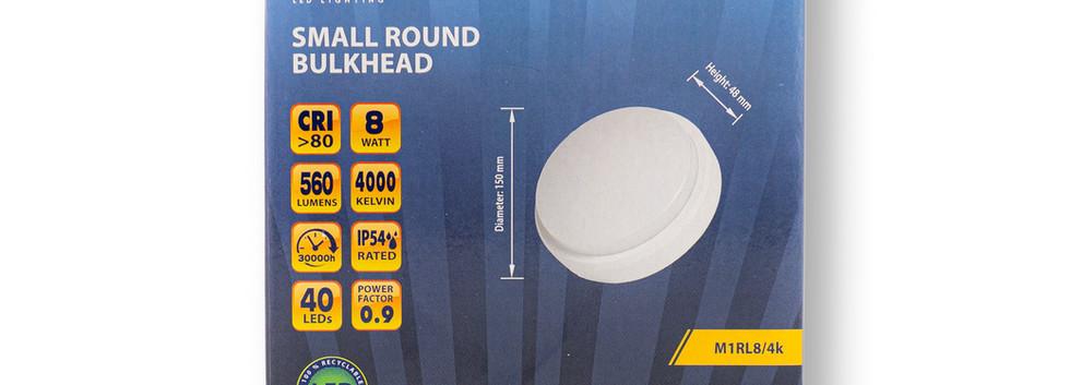 Small Round Bulkhead