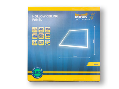 Hollow Ceiling Panel Packaging