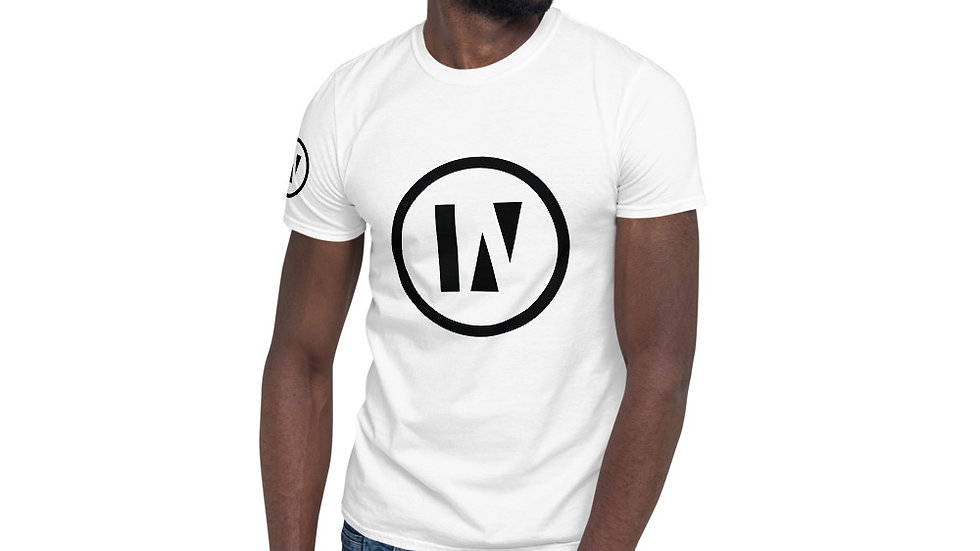 IN2U - Short-Sleeve Unisex T-Shirt