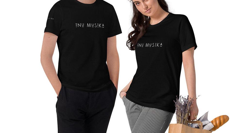 INU Musika - Unisex Organic Cotton T-Shirt