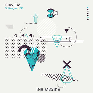 Clay Lio - Solivagant EP [INU Musika]