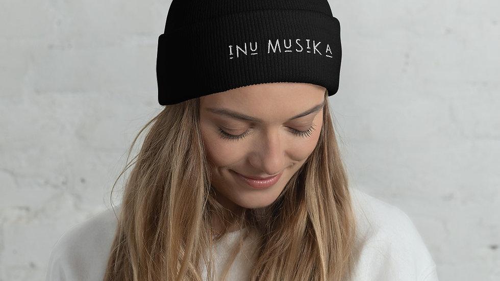 INU Musika - Cuffed Beanie