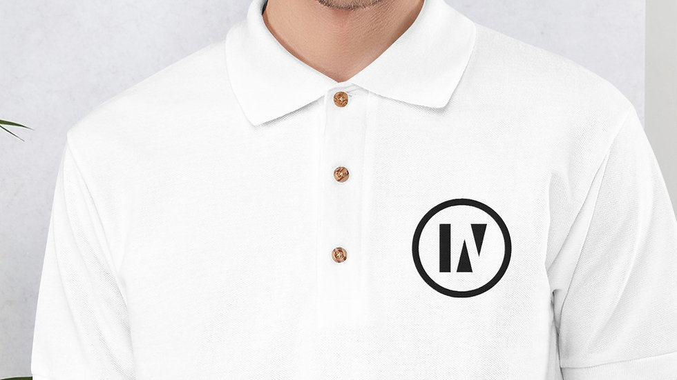 IN2U - Embroidered Polo Shirt