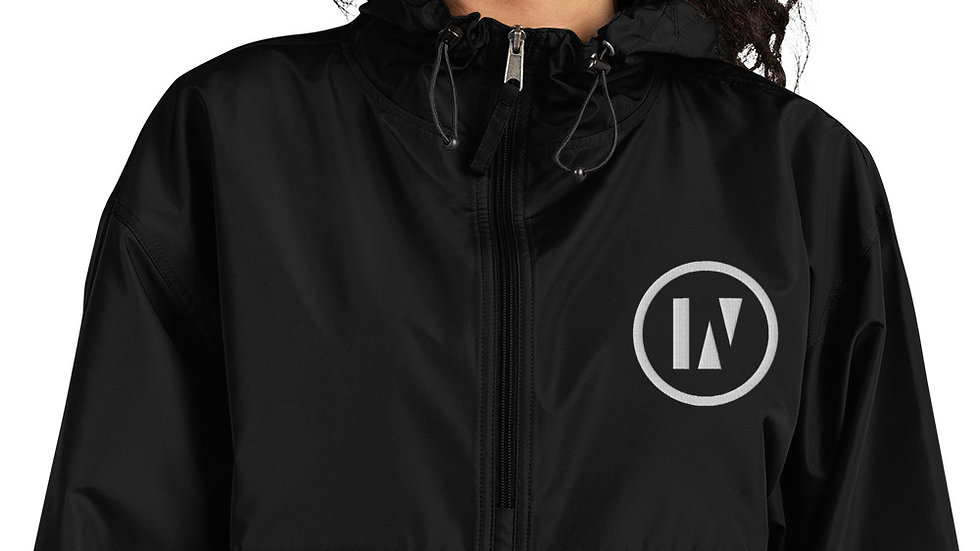 INU - Unisex Embroidered Champion Packable Jacket
